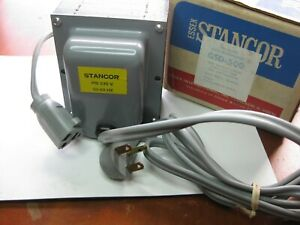 NEW Stancor GSD-500 Auto Step-Down Transformer Input 230VAC Output 115VAC 500VA