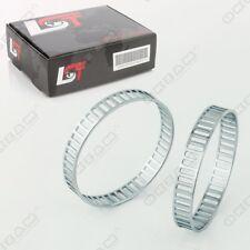 2x ABS Anneau Sensorring Essieu avant des deux côtés 48 Trous Pour Bmw 1er 3er z4
