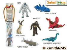 Safari CRYPTOZOOLOGY TUBE solid plastic toy fantasy mythical animal beast NEW 💥