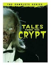 (DVD, 2017, 20-Disc BoxSet)Tales from the Crypt: The Complete Series Seasons 1-7