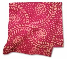 Bufandas de hombre bandanas rosas