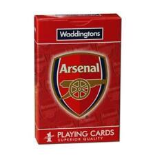 Arsenal FC Waddingtons Nummer 1 Spielkarten