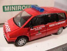 1/43 MINIROUTE 019 F peugeot 806 pompier Colmar