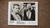 STAR WARS THE PHANTOM MENACE EPISODE I ORIGINAL PRESS PHOTO, LUCAS FILMS 6
