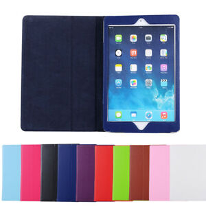 """Fo Apple iPad 8th Generation 10.2"""" 2020 Flip Stand Leather Shockproof Case Cover"""