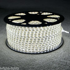 Tira de LED 220V 240V IP68 Impermeable 3528 SMD Luces Cuerda Jardín Terraza Cocina