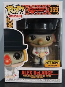 Funko Pop! - Alex DeLarge (Masked) 359 - Clockwork Orange - Hot Topic Excl [2]