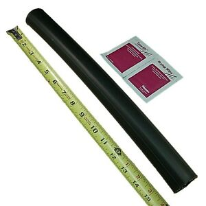 """Cooper Crouse-Hinds HSK-A1 Adhesive End Heat Shrink Tubing 1-1/2"""" ID x 16"""""""