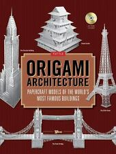 Origami Architecture: Papercraft Models of the World's Most Famous-ExLibrary