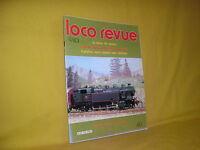 Loco revue modélistes de chemins de fer n° 419 septembre 1980