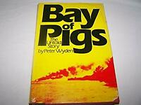 Bay of Pigs Hardcover Peter Wyden
