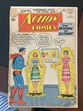 ActIon Comics 259 Early Red Kryptonite. 1.0 Fair. Strict Grading. (MC)
