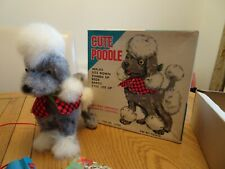 CUTE POODLE Japan 1960s battery remote controlled