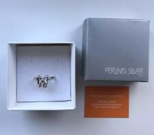 Genuine Silver Bow Ring