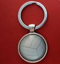 Netball Keyring keychain great for team gifts Love ball