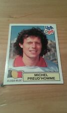 N°378 MICHEL PREUD'HOMME # BELGIQUE-BELGIË PANINI USA 94 WORLD CUP ORIGINAL 1994
