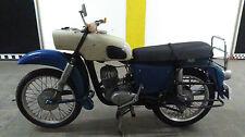 MZ ES 125 angemeldet TÜV 07/2018 original unrestauriert Patina 1970