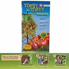 Upside Down Tomato Planter Patio Topsy Turvy Tomato Tree Stand 5 Feet Tall BNIB