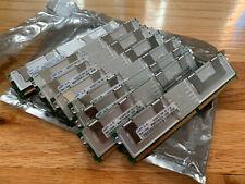 8GB Samsung 1GBx8 2Rx8 PC2-5300F-555-11 B0 667 ECC Server Memory RAM
