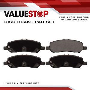 Rear Ceramic Brake Pads for Dodge Dart  (16-13)