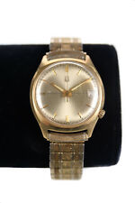 Bulova Accutron 1967 Vintage wrist Watch - 14K Gold