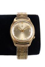 Bulova Accutron 1967 Vintage wrist Watch - 14K Gold