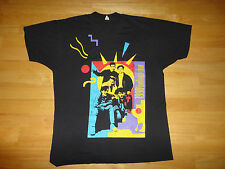 Vintage 1990 New Kids On The Block - Magic Summer Tour Black Shirt Nkotb