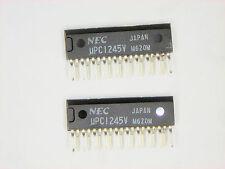 "UPC1245V  ""Original"" NEC  19P ZIP IC  2  pcs"