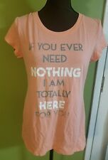 GUC Women's Jr T-shirt, Short Cap Sleeve, XL 15-17, Funny saying