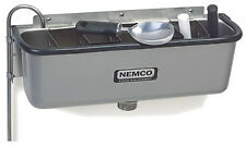 """Nemco Ice Cream Dipper Station Spadewell (Excluding Divider) - 19"""""""