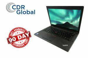Lenovo ThinkPad T460 Intel i5 6300U 8GB RAM 500GB HDD WIN10P w/ Docking Station