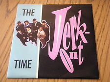 "THE TIME - JERK OUT  7"" VINYL PS"