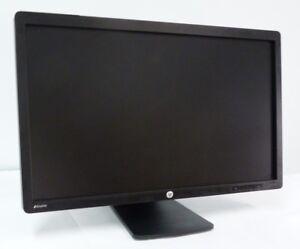 """23"""" MONITOR  HP Z23I  23"""" 1920X1080 LED IPS WIDE DVI VGA  PIVOT PORT GRADO A"""