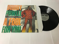 Bobby Powell – A Fool For You VINYL LP MINT- : Charly International APS –
