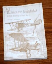 Biplanes and Bombsights - British Bombing in World War I (Royal Flying Corps)
