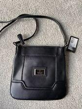 Guess Black Messenger Handbag Bag BNWT