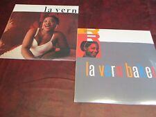 LA VERN BAKER ROLL & ROLL & LA VERN RUMBLE RECORDS LIMITED EDITION VINYL LP SET