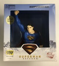 Superman DC Direct Superman Returns Best Buy Limited Edition Exclusive Bust