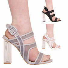 Unbranded Block Ankle Straps Formal Shoes for Women