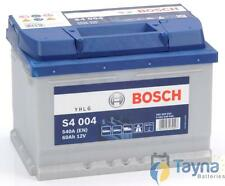 Bosch S4004 Car Van Battery Type 075 - 4 Year Warranty - Next Day Delivery