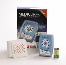 Medicur Pro Drug Free Pain Relief PEMF Therapy NHS Pulse