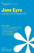 Jane Eyre by Charlotte Bronte by Spark Notes (Paperback, 2014)