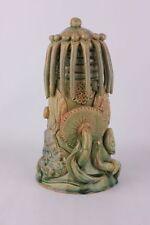 Vieux Art Céramique champignons Escargots-Merveilleuse réalisme
