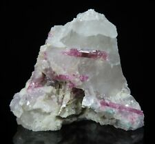 TOURMALINE crystals in Quartz * Usakos * Karibib Constituency * Namibia
