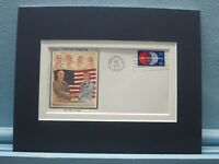 Honoring Organized Labor &  First day Cover of the Collective Bargaining stamp