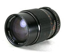 Asanuma Auto-Tele135mm F2.8 Lens M42 Pentax Screw Mount