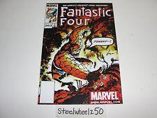Fantastic Four #263 Comic Marvel Legends Reprint 2002 Series 2 Thing John Byrne