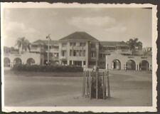 MADAGASCAR PETITE PHOTO TANANARIVE HOTEL DE VILLE 1948 ??