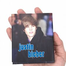 Justin Bieber by Sarah Parvis Mini Hardcover Book