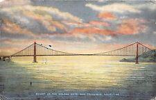 BR27993 Califronia the Golden gate bridge san francesco bay